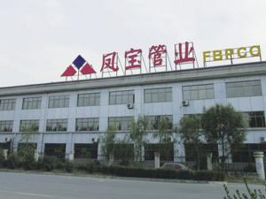 凤宝集团管业公司热处理高低压、自动化项目
